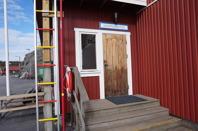 Hamnkontoret vid Västra Bryggan
