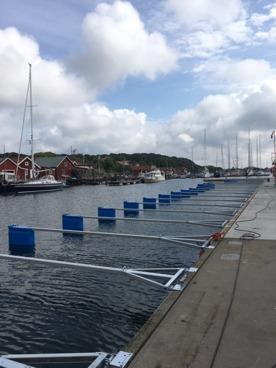 Nya hamnen vid Kosterlänken