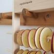 Apelstapeln äppeltork - apple dryer 7 www.apelstapeln.se