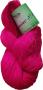 Merceriserat Bomullsgarn 8/4 - Ceriseröd härva Jasmine 200 gram