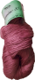 Merceriserat Bomullsgarn 8/4 - Ljungfärgad härva Jasmine 200 gram