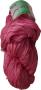 Merceriserat Bomullsgarn 8/4 - Rosa härva Jasmine 200 gram