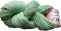 Merceriserat Bomullsgarn 12/3 - Fino Ljusgrön härva