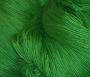 Merceriserat Bomullsgarn 12/3 - Grön härva