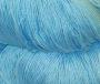 Merceriserat Bomullsgarn 12/3 - Ljusblå härva