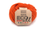 M&K Eco Baby Ull - Mörk orange