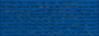 Moulinégarn - Anchor 133 Blå (motsvarar DMC 796)