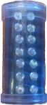 Kristallpärlor 5 mm 28-pack