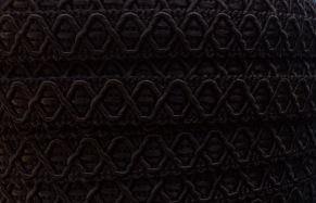 Möbelband - Svart 12 mm