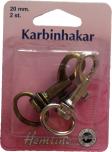 Karbinhakar 20x50 mm