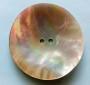 Porslinsknapp 50 mm - Porslinsknapp 50 mm Pärlemovit