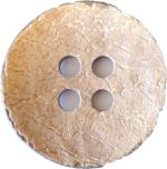 Kokosknapp 47 mm