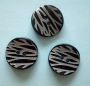 Knappar Animal - Animal Zebra 29 mm