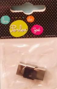 Armbandslås - Armbandslås Silverfärgat 25x13 mm