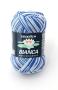 Bianca - Mörkblå Ombré