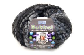 Bubbel - Svart/Grå