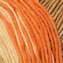 Elise 100 gram - Orange/Ockra/Beige