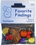 Favourite Findings - Favourite Findings Frukt 8 knappar