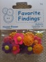 Favourite Findings - Favourite Findings Blommor 14 knappar