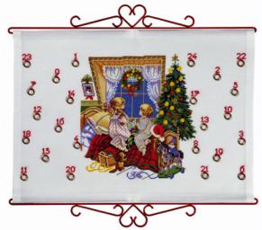 Julkalender Barn på Sänkant