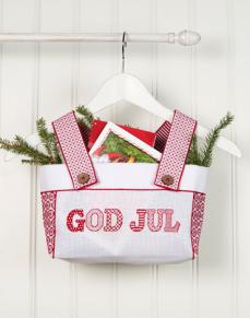 Julkorg God Jul