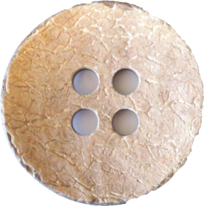 Kokosknapp 47 mm - Kokosknapp 47 mm