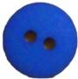 Plastknappar 11 mm - Plastknapp 11 mm Blå