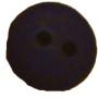 Plastknappar 11 mm - Plastknapp 11 mm Svart