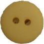 Plastknappar 11 mm - Plastknapp 11 mm Gul
