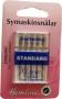 Symaskinsnålar - Standardnålar Stl 70-90