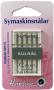 Symaskinsnålar - Rundad spets till stickade materialStl 70-90