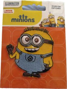 Textilmärke Minion - Textilmärke Minion