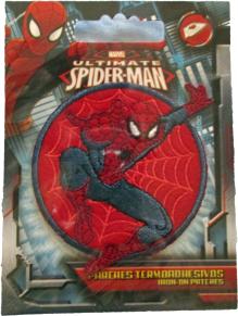 Textilmärke Spiderman - Textilmärke Spiderman