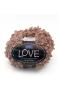 Love - Brunbeige