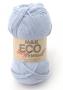 M&K Eco Baby Bomull - Ljusblå