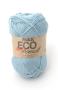 M&K Eco Baby Bomull - Mellanblå