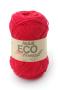 M&K Eco Baby Bomull - Röd
