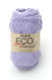 M&K Eco Baby Bomull - Syrénlila