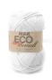 M&K Eco Baby Bomull - Vit