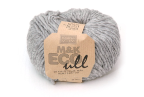 M&K Eco Ull - Grå