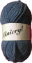 Minicryl - Jeansblå