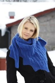 Mönster till Sjal i ekologisk ull - Sjal i ekologisk ull
