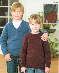 Mönster till Tröjor till hela familjen - Tröjor till hela familjen