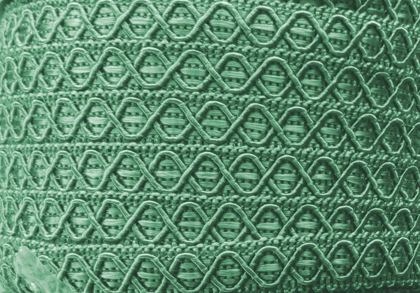 Antikgrönt möbelband