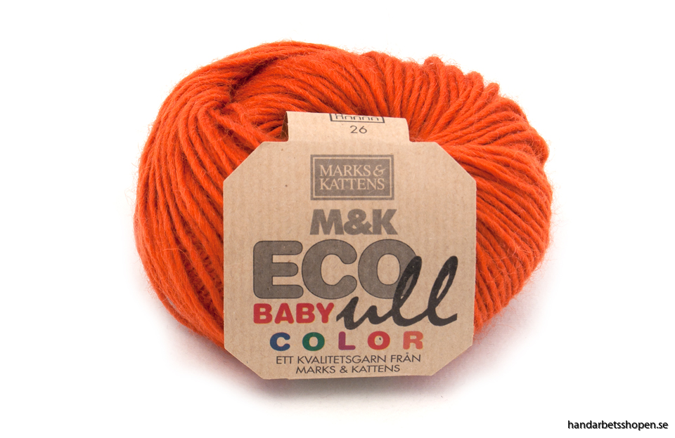 Mörk orange 5002-191