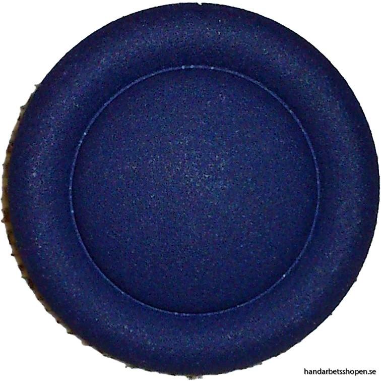 Blå knapp 4