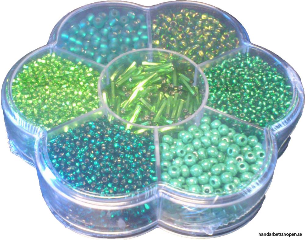 Rocaille Grön