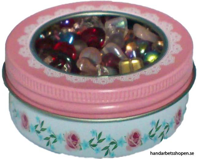 Pärlor Rosa
