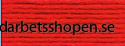 DMC Moulinégarn 666 Röd