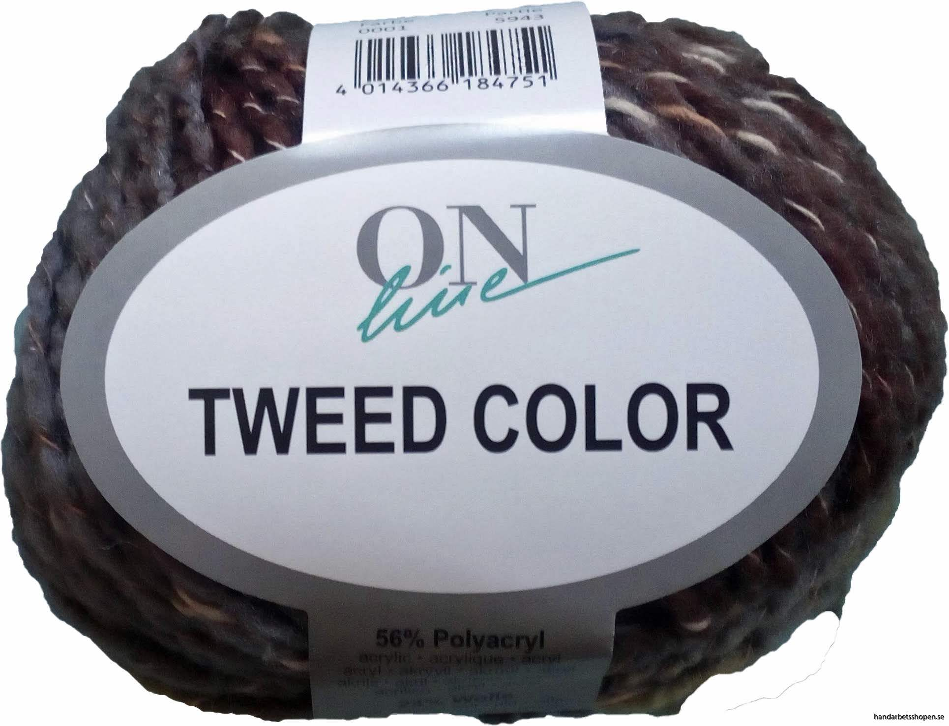 Default Tweed Color
